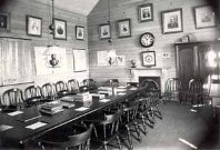 Original council chambers