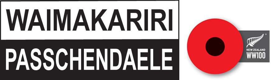 Passchendaele Trust logo