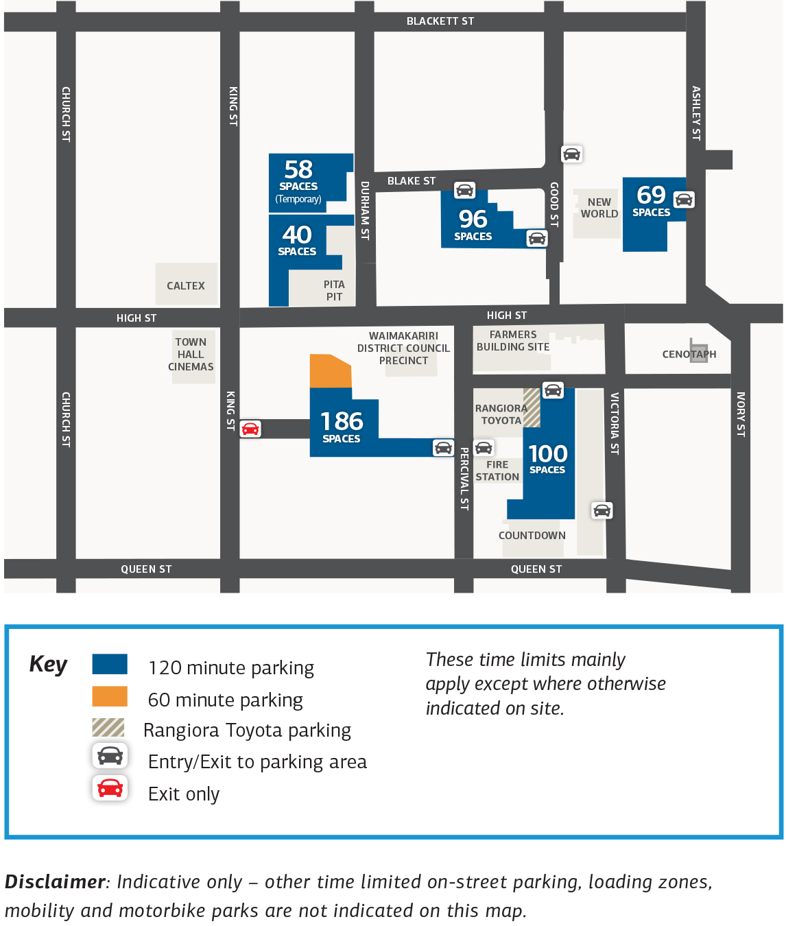 Rangiora-Town-Centre-Off-Street-Parking-Map
