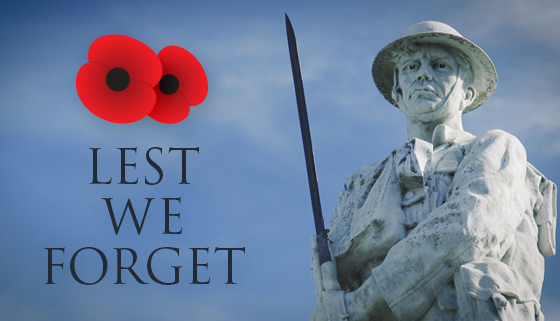 Anzac Day Parades and Services thumbnail image.