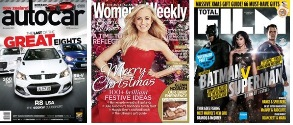 Zinio eMagazines are now available from Waimakariri Libraries thumbnail image.