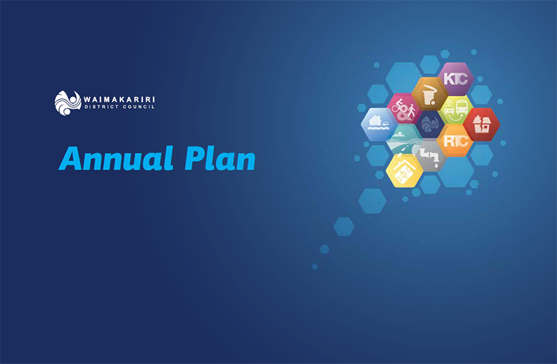 Annual Plan Cover