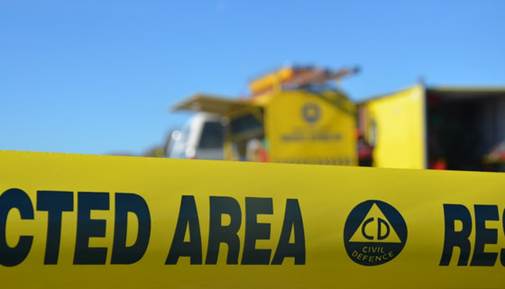 Major Oxford Civil Defence Exercise This Weekend thumbnail image.