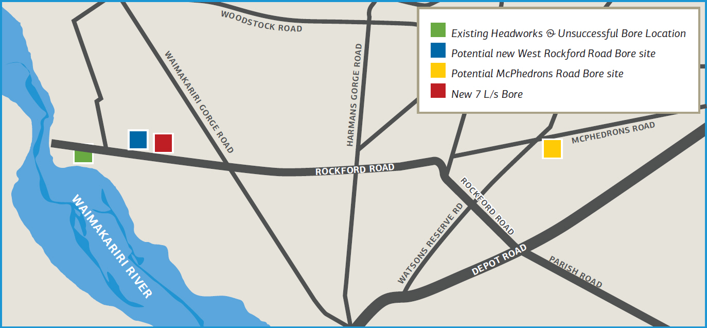 20170316 - Oxford RN1 Water Sources Upgrade Project Map
