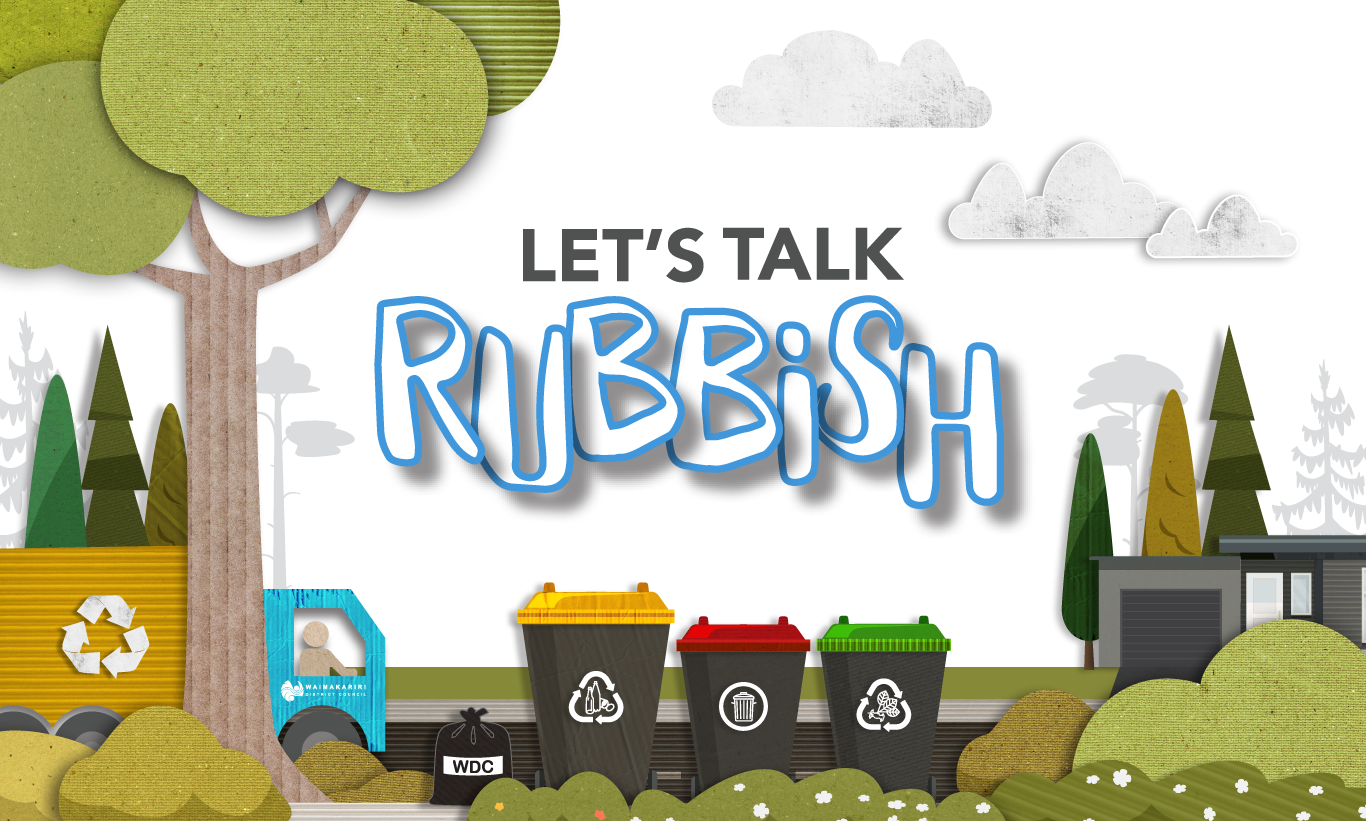 Let's Talk Rubbish Header