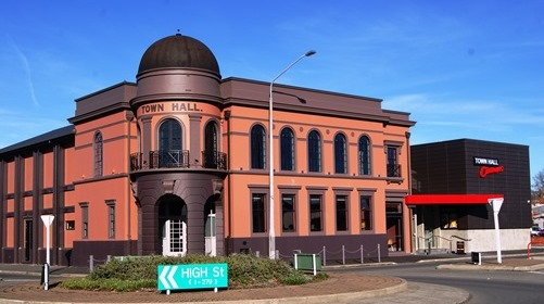Rangiora Town Hall
