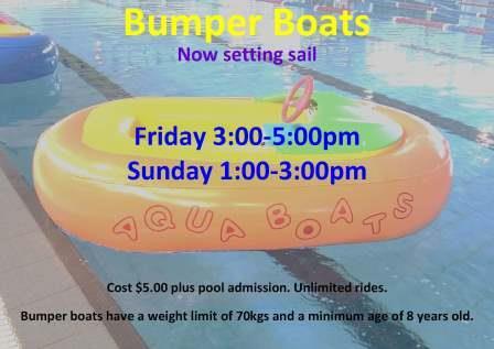 Bumper-boat-flyer