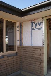 Mid-height brickwork inspection
