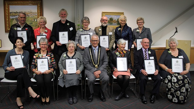 Waimakariri community recognised at annual awards thumbnail image.