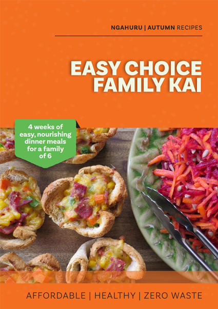 Cover of winter edition of Easy Choice - Family Kai.