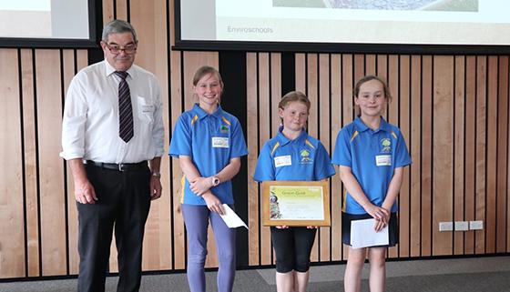 Local Schools Championing the Environment  thumbnail image.