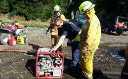 Civil Defence exercise