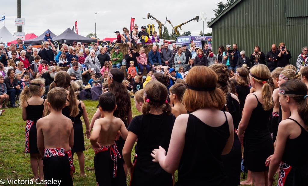 Oxford Show Kapa Haka Group