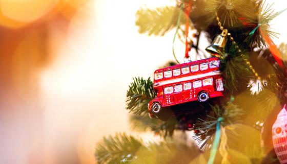 Free Bus For Santa Parade thumbnail image.