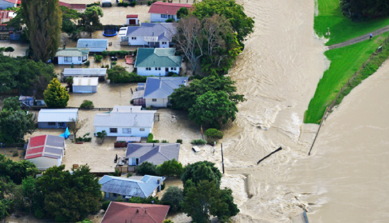 FROM EQC: Still Time to Lodge EQC Claims for Land Damage Following April Floods thumbnail image.
