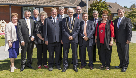 Mayor & Councillors thumbnail image.