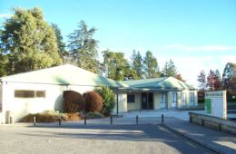 Loburn Domain Pavilion