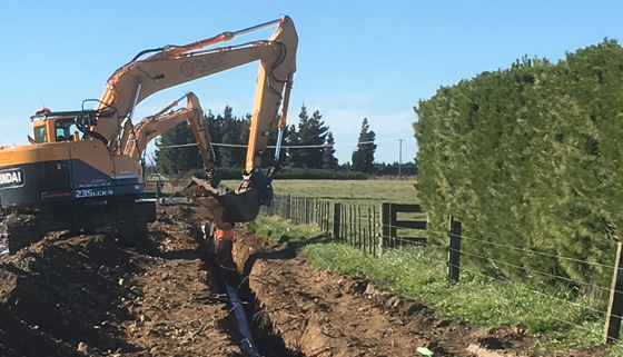 Breaking Ground for New Water Supply thumbnail image.