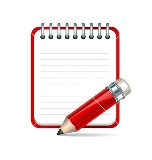 pencil-and-notepad-icon-vector-1020490
