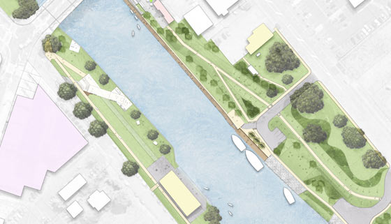 Kaiapoi Riverbank Enhancements