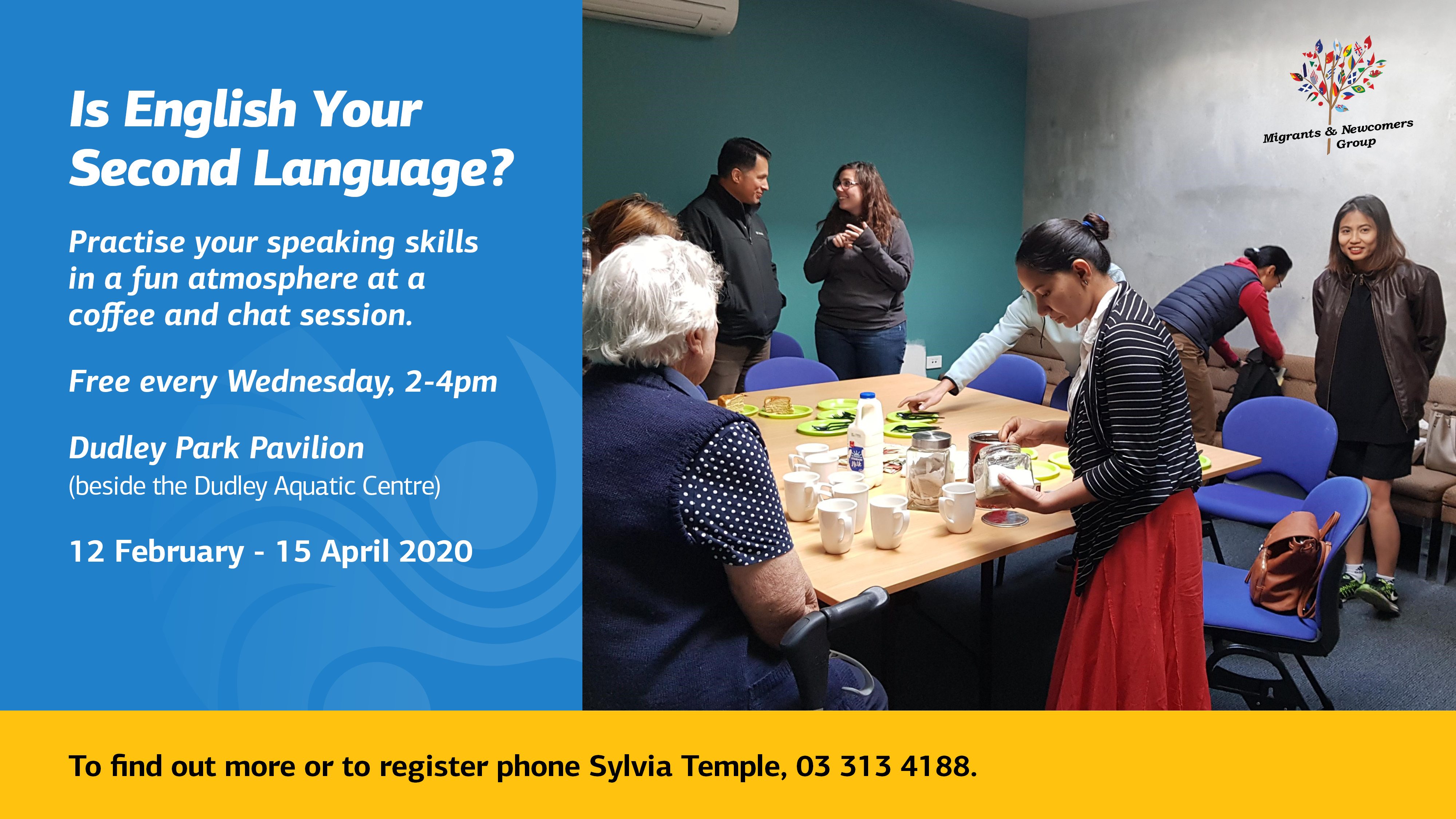 English as second language - Term One