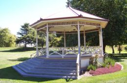 Trousselot Park Band Rotunda
