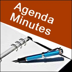 Meetings Schedule, Agendas, and Minutes thumbnail image.
