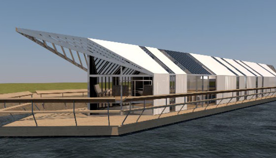 Canal Boat Concepts Floated for Kaiapoi thumbnail image.