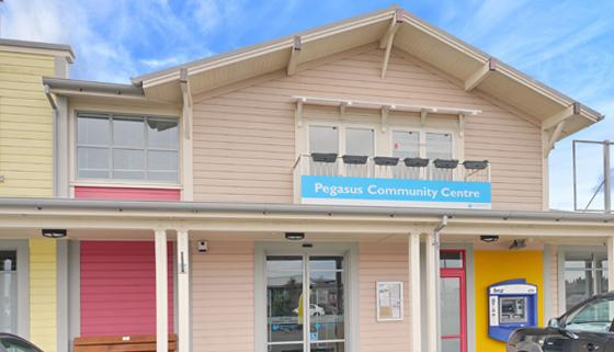 Pegasus Community Centre thumbnail image.