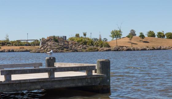 20180313 - Pegasus Lake  View