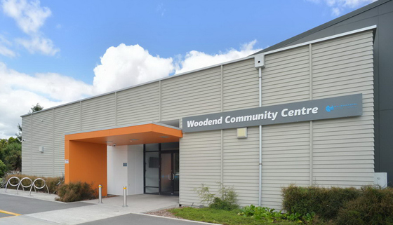 Woodend Community Centre thumbnail image.