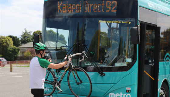 Free Travel Period Extended for Waimakariri's New Direct Buses thumbnail image.