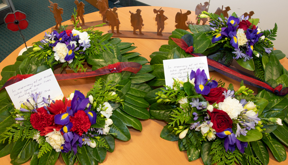 Events to Commemorate Armistice Day This Sunday  thumbnail image.