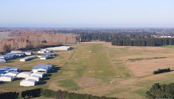 Rangiora Airfield Advisory Group thumbnail image.