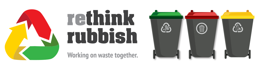 Rethink Rubbish Logo