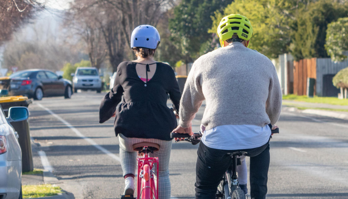 Residents Invited to Discuss Cycleway Options thumbnail image.
