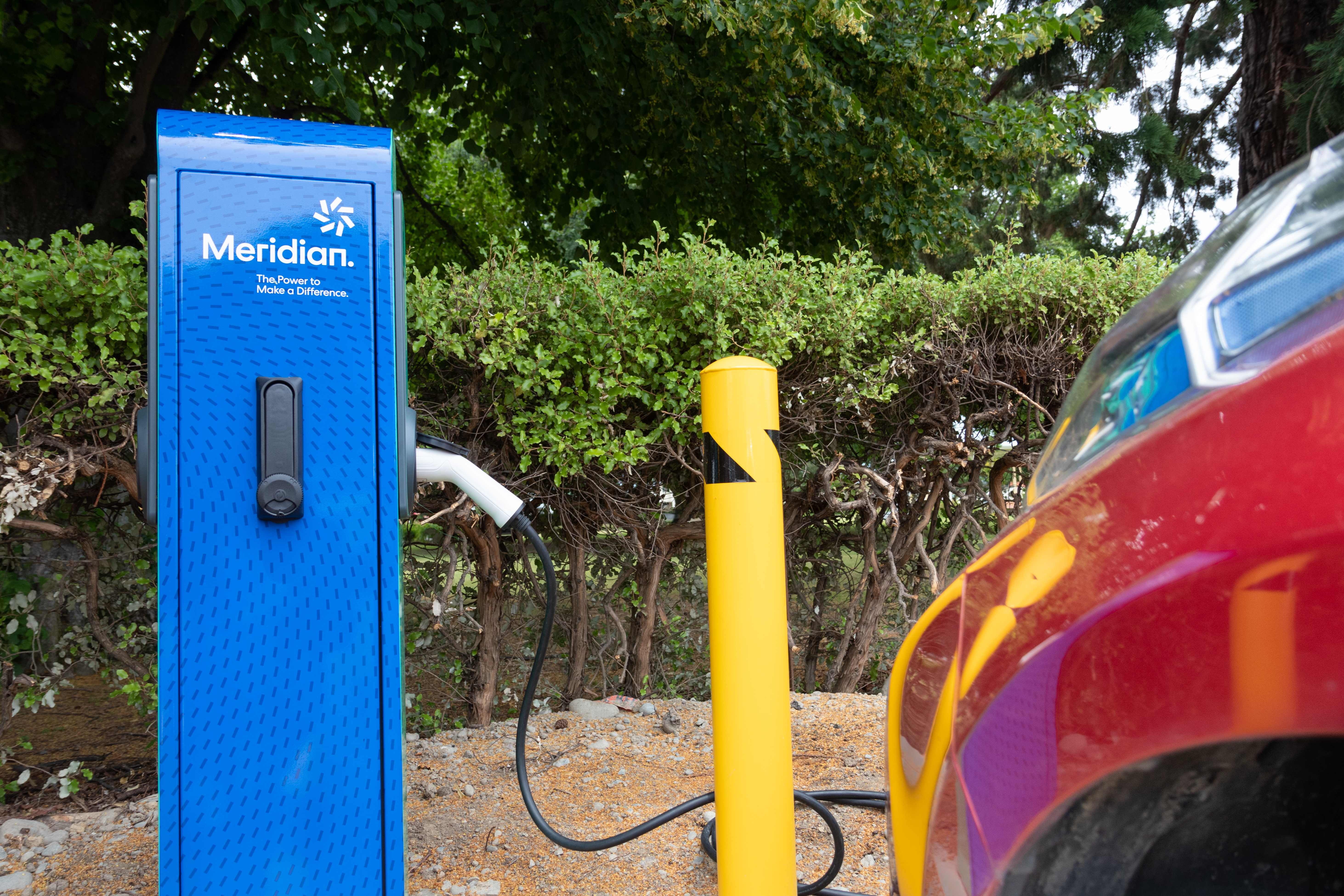 EV Charger Roll Out Goes Up a Gear in Oxford  thumbnail image.