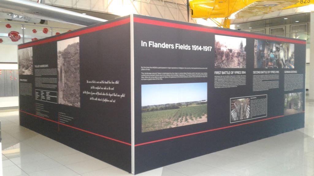 Passchendaele Exhibition