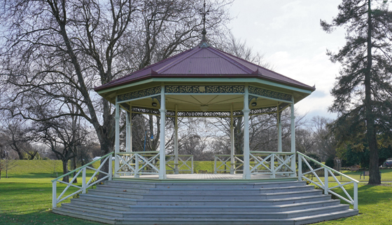Trousselot Park Band Rotunda thumbnail image.