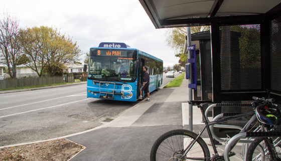 Bus Route Changes in Waimakariri from Monday thumbnail image.