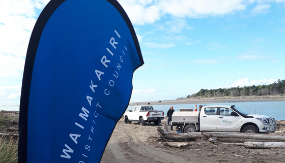 Bylaw Education Event Takes to Beaches This Saturday  thumbnail image.
