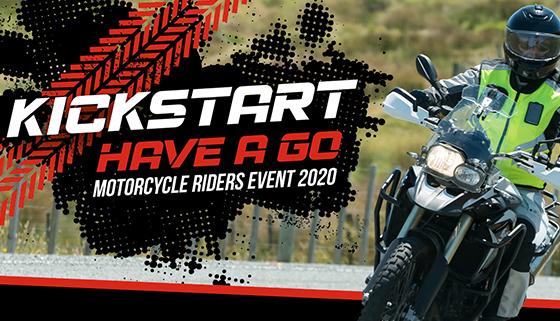 Kickstart Motorcycle Event 2020