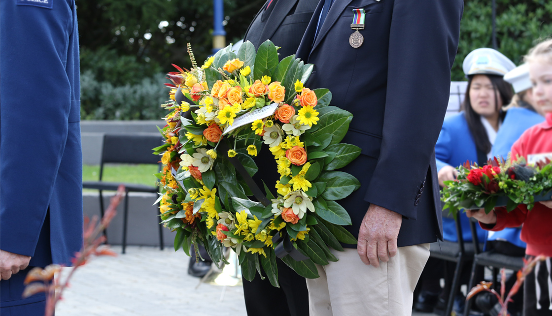 Anzac Day Services and Parades thumbnail image.