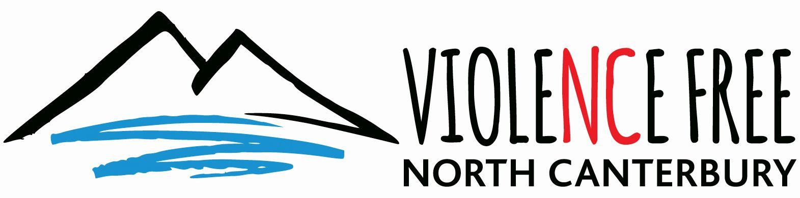 violence free north canterbury logo