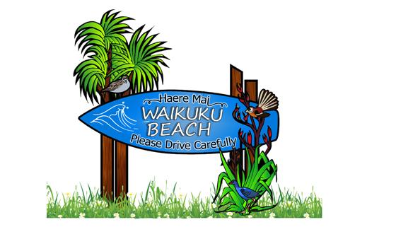 20190612_Waikuku Sign Design