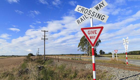 Rail Safety Week Highlights Near Misses thumbnail image.