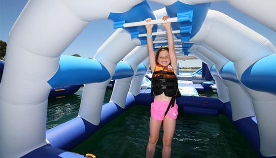 Board Invites Feedback on Aqua Play Park Proposal  thumbnail image.