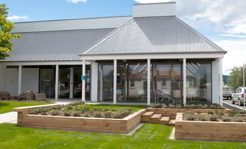 Oxford Library and Service Centre Official Opening on Friday thumbnail image.
